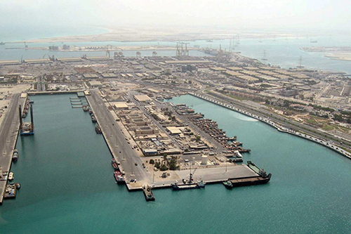 Maximum capacity exceeded at Zayed Port and record volumes of TEUs handled