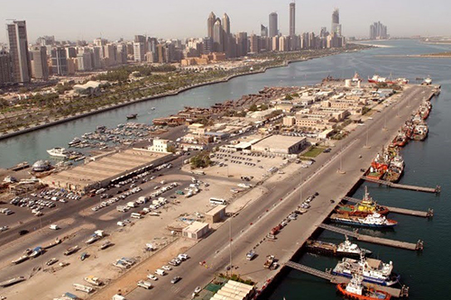 Abu Dhabi Ports and EMAL signed a 10-year Export Logistics agreement