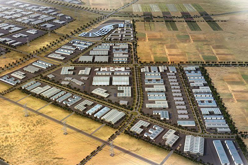 11 Million Cubic Meters of land leased and over AED 48 Billion invested at KIZAD
