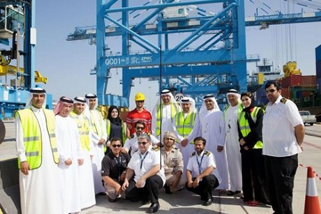 First ever All-Emirati Port Operations team deployed