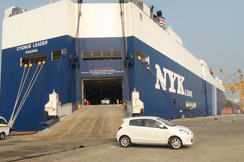 RoRo fully transferred to Khalifa Port