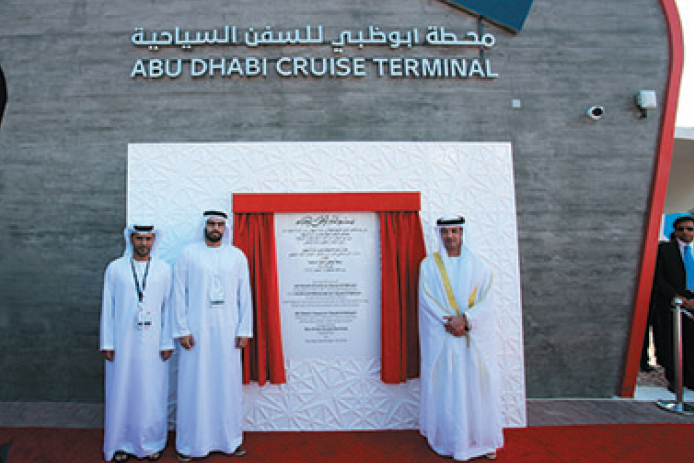 New Abu Dhabi Cruise Terminal at Zayed Port inaugurated