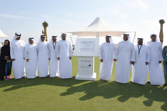 Sir Bani Yas Cruise Beach officially opened in Abu Dhabi