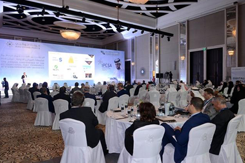 Abu Dhabi Ports hosted the region's first IPCSA Conference in Abu Dhabi