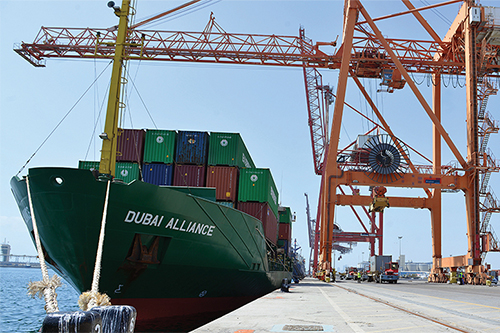 Taking over the Port of Fujairah & Launch of Fujairah Terminals