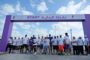 327km Ultramarathon from Fujairah Terminal to Zayed Port – The Rahma Run to support fight against cancer during the Year of Zayed