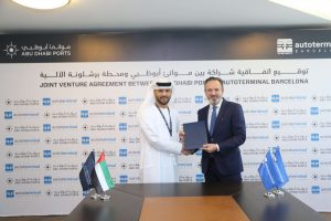 Autoterminal Finalizes a Strategic Alliance with Abu Dhabi Ports to Manage Car Terminal in Khalifa Port
