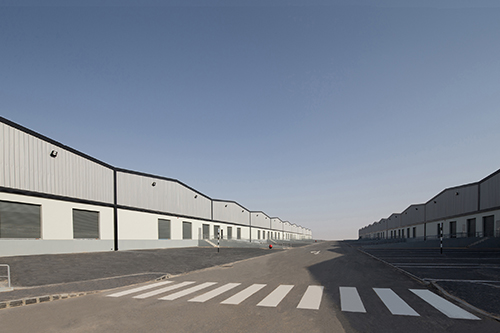 Launched KIZAD Logistics City to provide first ever 'On-Demand' warehousing in the region