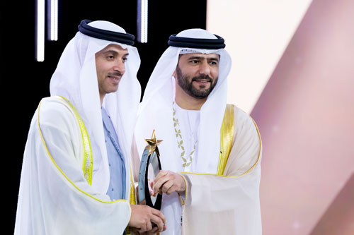 Winner of five categories of Abu Dhabi Awards for Excellence in Government Performance