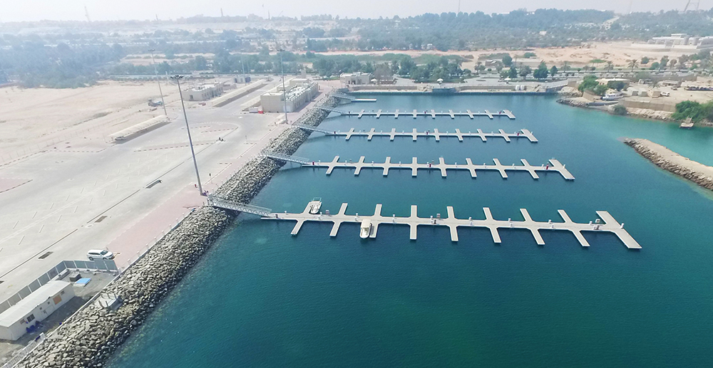 Al Dhafra Region Ports | Abu Dhabi Ports