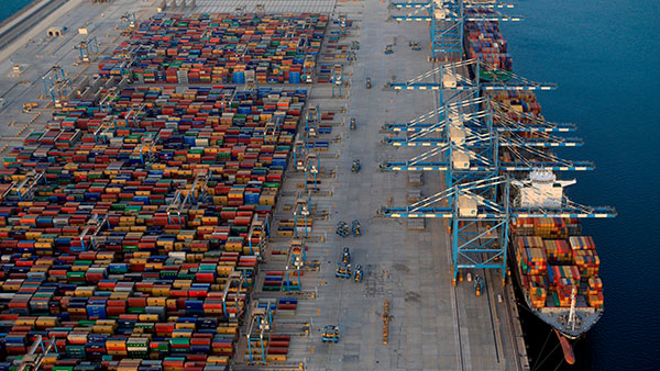 Abu Dhabi Ports | Integrating Industrial and Logistics