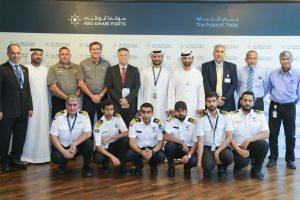 sailor captions - Abu Dhabi Ports - 30-July