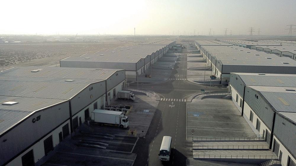 Industrial & Free Zone   Abu Dhabi Ports