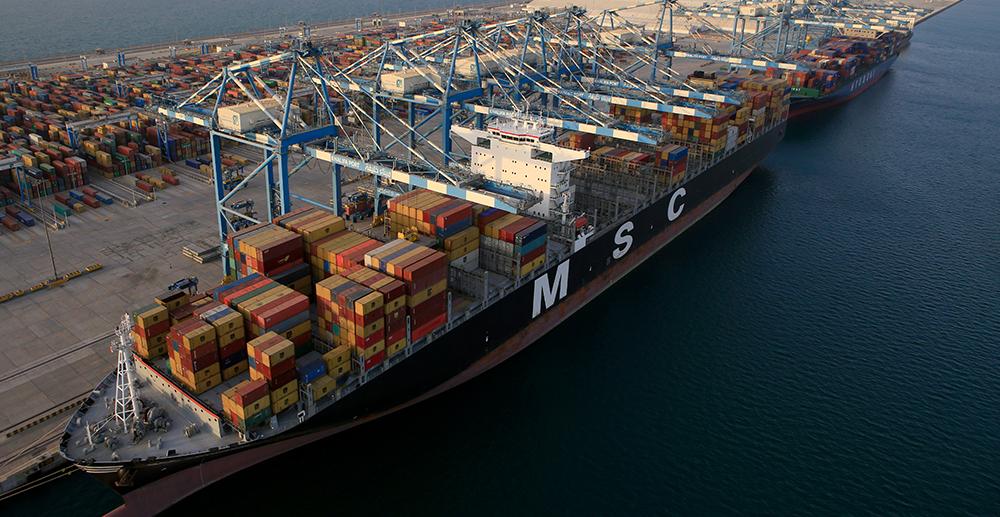 MSC Mediterranean Shipping Company | Abu Dhabi Ports
