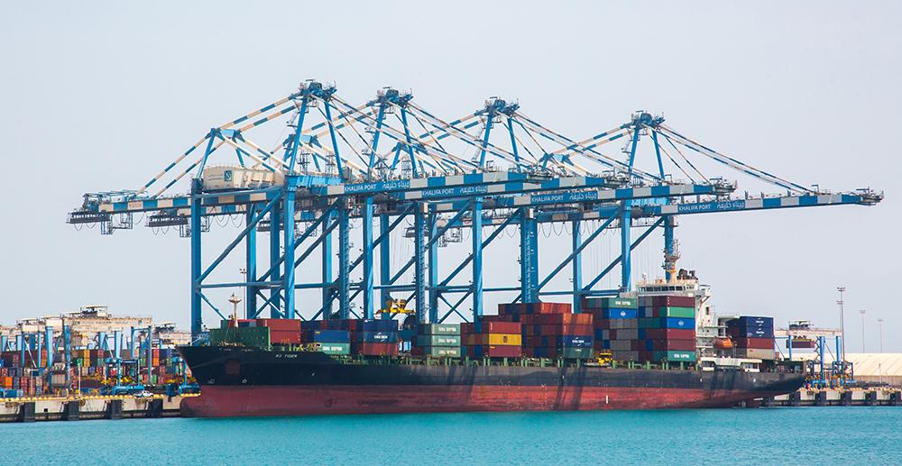 Abu Dhabi Terminals [ADT] | Abu Dhabi Ports