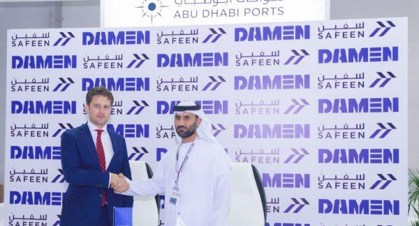 Abu Dhabi Ports - Damen