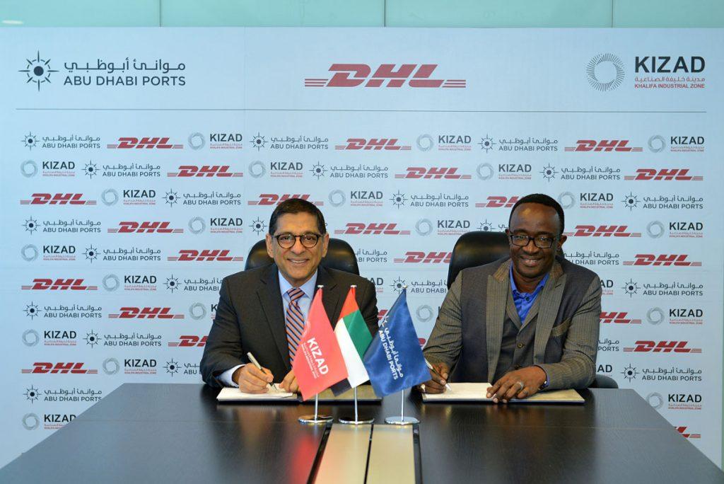 DHL Global Forwarding sets up distribution centre at Khalifa