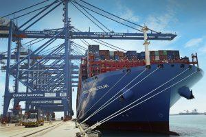 Khalifa Port cements its position as a global maritime hub