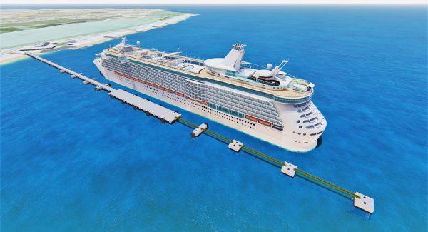 Sir Baniyas Cruise Jetty